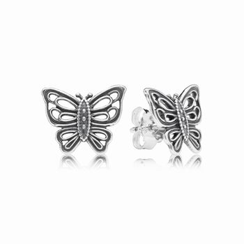Pandora Butterfly Stud Earrings 290547